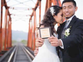 La boda de Valeria  y Orlando