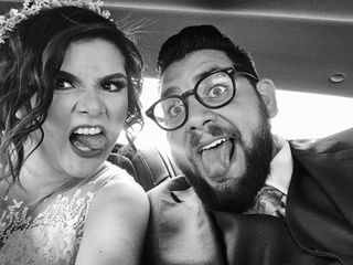 La boda de Analy  y Edgar  1