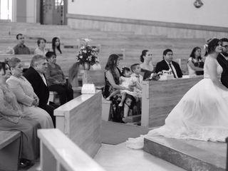 La boda de Analy  y Edgar  2