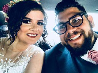 La boda de Analy  y Edgar