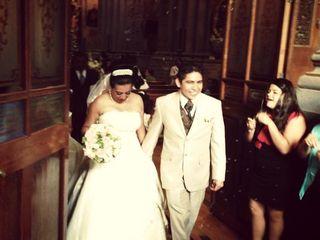 La boda de Ingrid y David