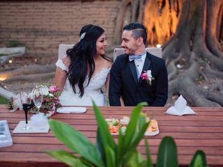 La boda de Liliann Itzel  y Luis Fernando  1