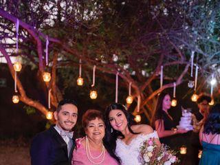 La boda de Liliann Itzel  y Luis Fernando  3