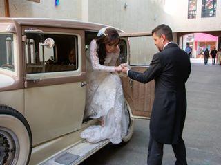 La boda de Denisse y Manuel 2