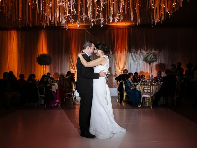 La boda de Miriam y Andrés