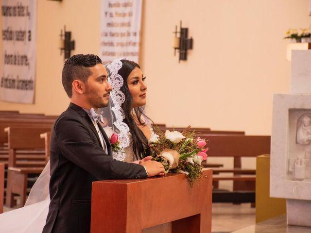 La boda de Liliann Itzel  y Luis Fernando