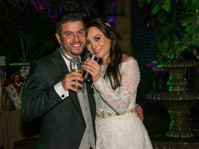 La boda de Denisse y Manuel