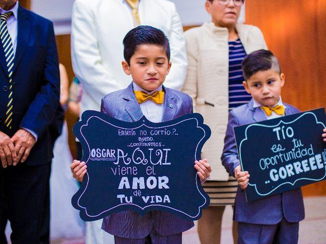La boda de Oscar Renee  y Elizabeth  en San Luis Potosí, San Luis Potosí 4