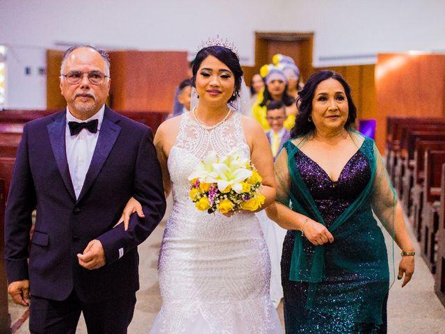 La boda de Oscar Renee  y Elizabeth  en San Luis Potosí, San Luis Potosí 5