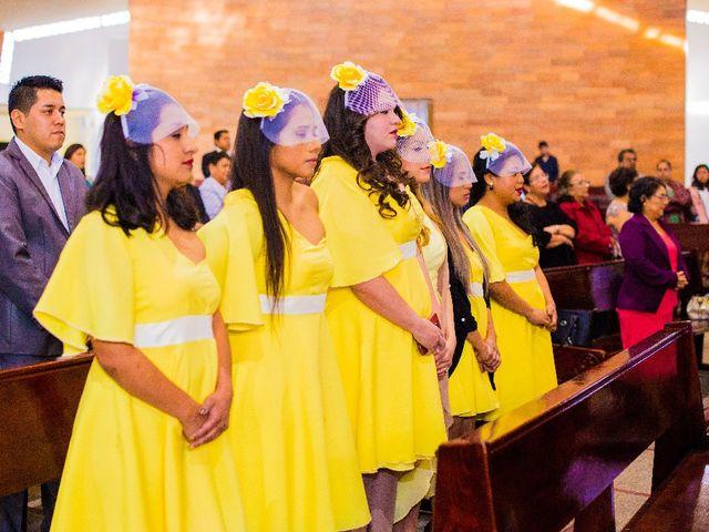 La boda de Oscar Renee  y Elizabeth  en San Luis Potosí, San Luis Potosí 8