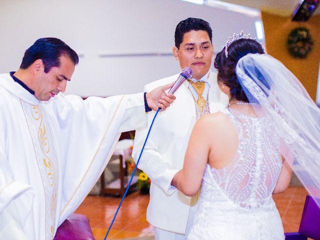 La boda de Oscar Renee  y Elizabeth  en San Luis Potosí, San Luis Potosí 9