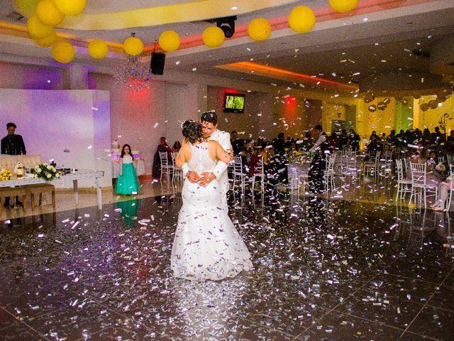 La boda de Oscar Renee  y Elizabeth  en San Luis Potosí, San Luis Potosí 18
