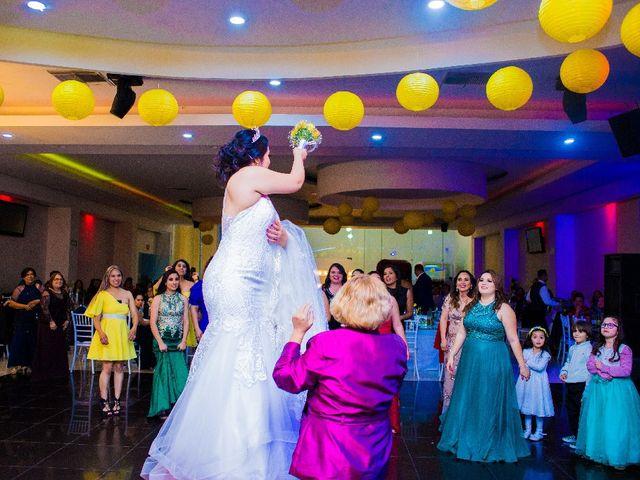 La boda de Oscar Renee  y Elizabeth  en San Luis Potosí, San Luis Potosí 19