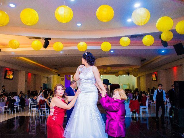 La boda de Oscar Renee  y Elizabeth  en San Luis Potosí, San Luis Potosí 25