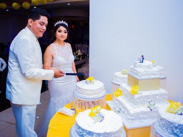 La boda de Oscar Renee  y Elizabeth  en San Luis Potosí, San Luis Potosí 28