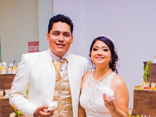 La boda de Oscar Renee  y Elizabeth  en San Luis Potosí, San Luis Potosí 29