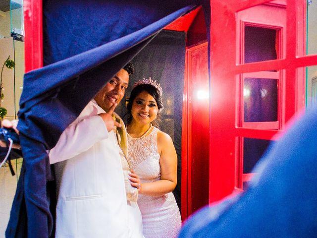 La boda de Oscar Renee  y Elizabeth  en San Luis Potosí, San Luis Potosí 36