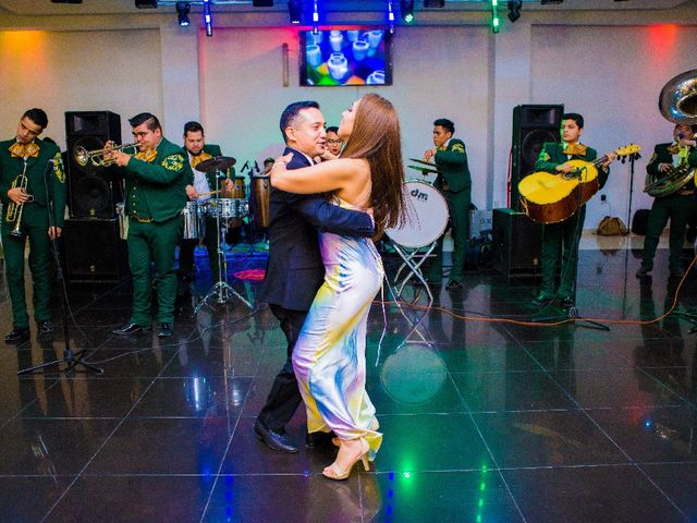 La boda de Oscar Renee  y Elizabeth  en San Luis Potosí, San Luis Potosí 38