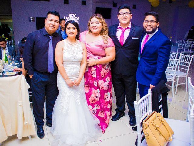La boda de Oscar Renee  y Elizabeth  en San Luis Potosí, San Luis Potosí 42