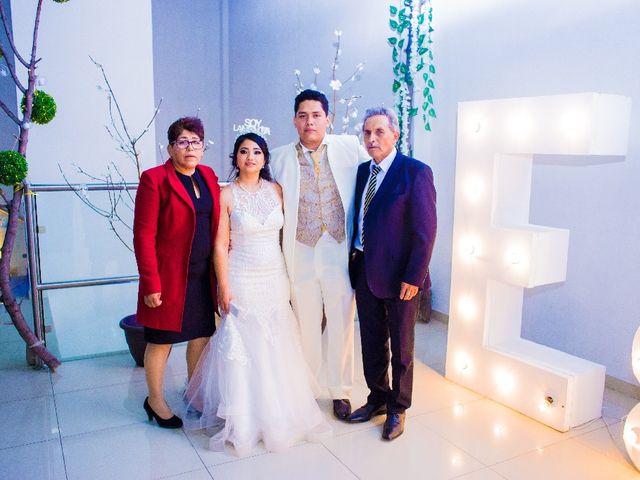 La boda de Oscar Renee  y Elizabeth  en San Luis Potosí, San Luis Potosí 43