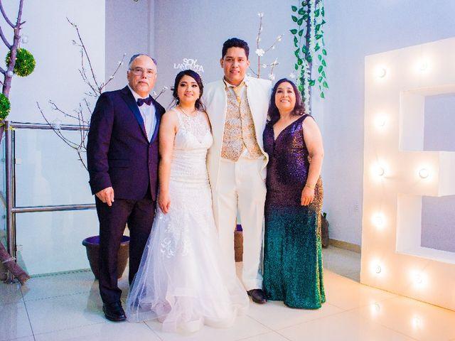 La boda de Oscar Renee  y Elizabeth  en San Luis Potosí, San Luis Potosí 45