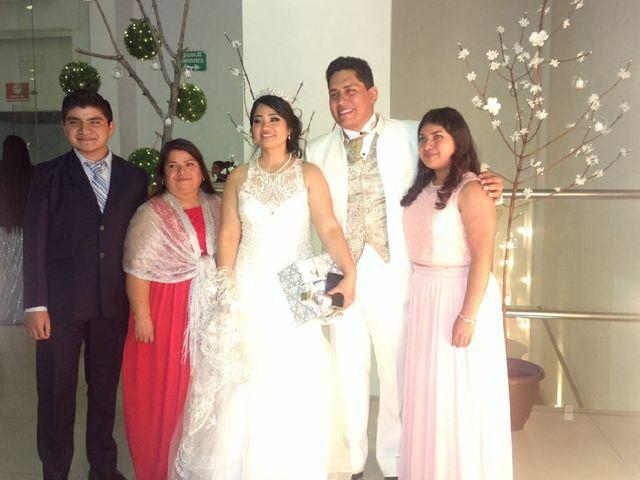 La boda de Oscar Renee  y Elizabeth  en San Luis Potosí, San Luis Potosí 46