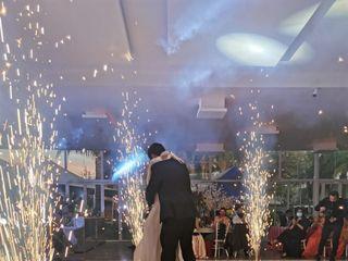 La boda de Andrea y José 2