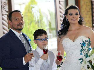 La boda de Olga y Arturo 1