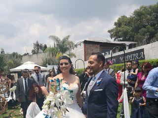 La boda de Olga y Arturo 2