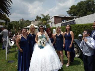 La boda de Olga y Arturo 3