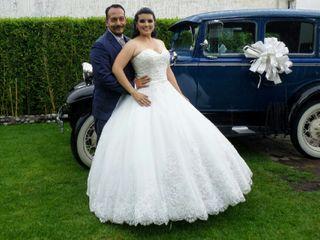 La boda de Olga y Arturo