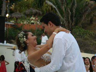 La boda de Efigenia y Roberto