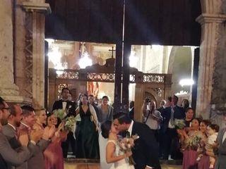 La boda de Dorean y Edmundo 2