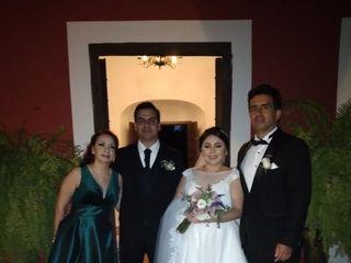 La boda de Dorean y Edmundo 3