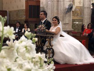 La boda de Dorean y Edmundo