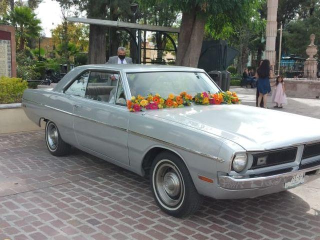 La boda de José y Andrea en Aguascalientes, Aguascalientes 1