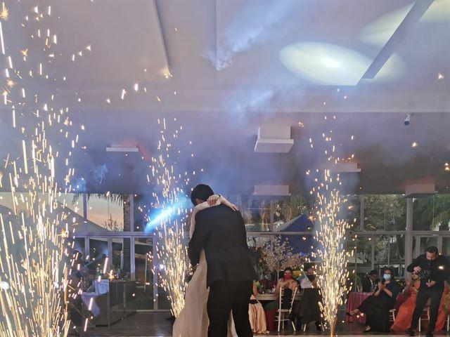 La boda de José y Andrea en Aguascalientes, Aguascalientes 2