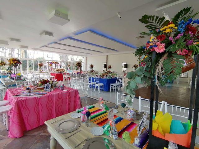 La boda de José y Andrea en Aguascalientes, Aguascalientes 4