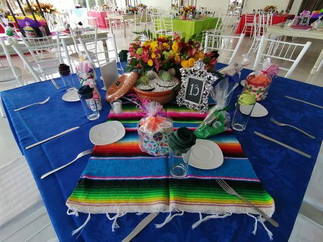 La boda de José y Andrea en Aguascalientes, Aguascalientes 5