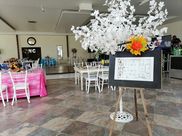 La boda de José y Andrea en Aguascalientes, Aguascalientes 6