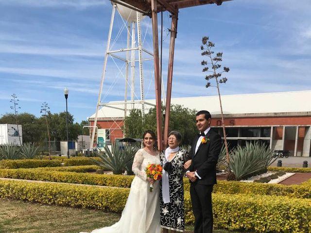 La boda de José y Andrea en Aguascalientes, Aguascalientes 8