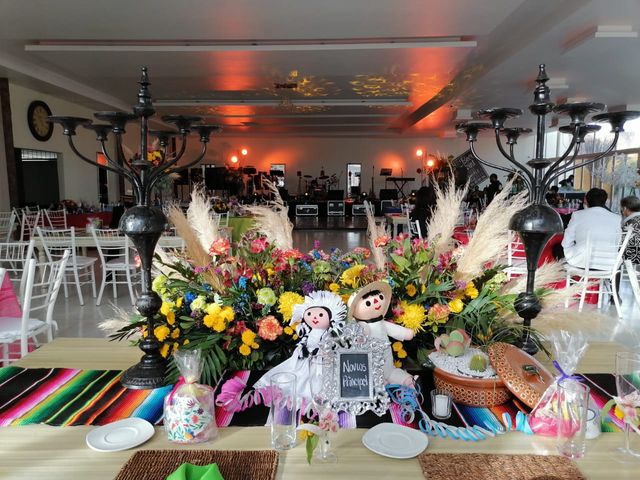 La boda de José y Andrea en Aguascalientes, Aguascalientes 9