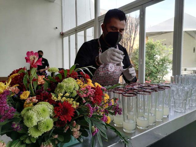 La boda de José y Andrea en Aguascalientes, Aguascalientes 10
