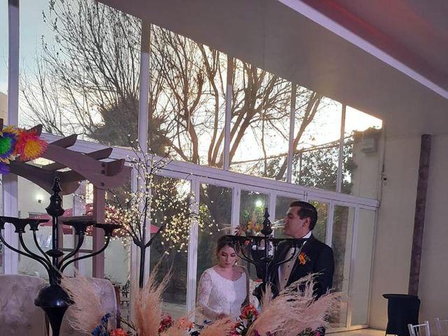 La boda de José y Andrea en Aguascalientes, Aguascalientes 12