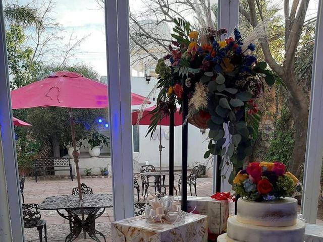 La boda de José y Andrea en Aguascalientes, Aguascalientes 13