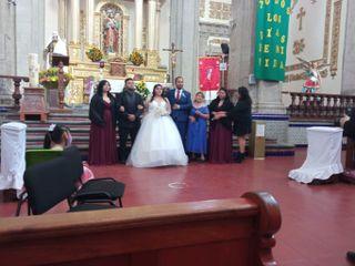 La boda de Rubi  y Raúl  2