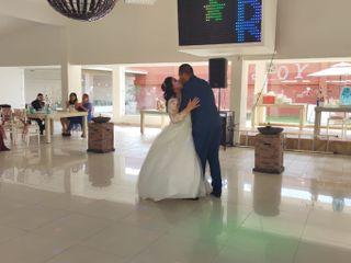 La boda de Rubi  y Raúl  3