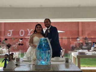 La boda de Rubi  y Raúl