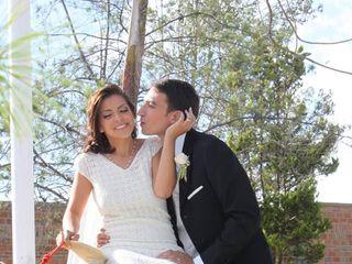 La boda de Paola y Enrico 1