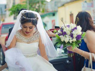 La boda de Gaby y Alex 2